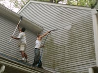 POWER WASHING HOUSE PATIO FENCE PAVEL  DRIVEWAYS  Levittown