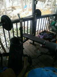 Weight bench  Chesnee, 29323