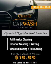Mobile Car Wash & Wax