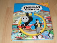 """Thomas and Friends First Look and Find (large 12"""" x 10"""" size) Surrey"""