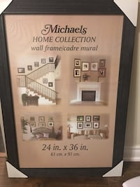 Picture frame 24x34 NEW  Mississauga, L5N 2N4