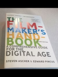 Film makers handbook Centreville, 20120