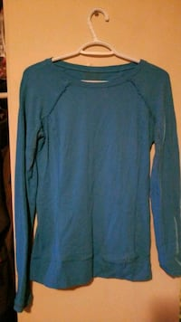Lululemon Blue Top Edmonton, T5P 2N5