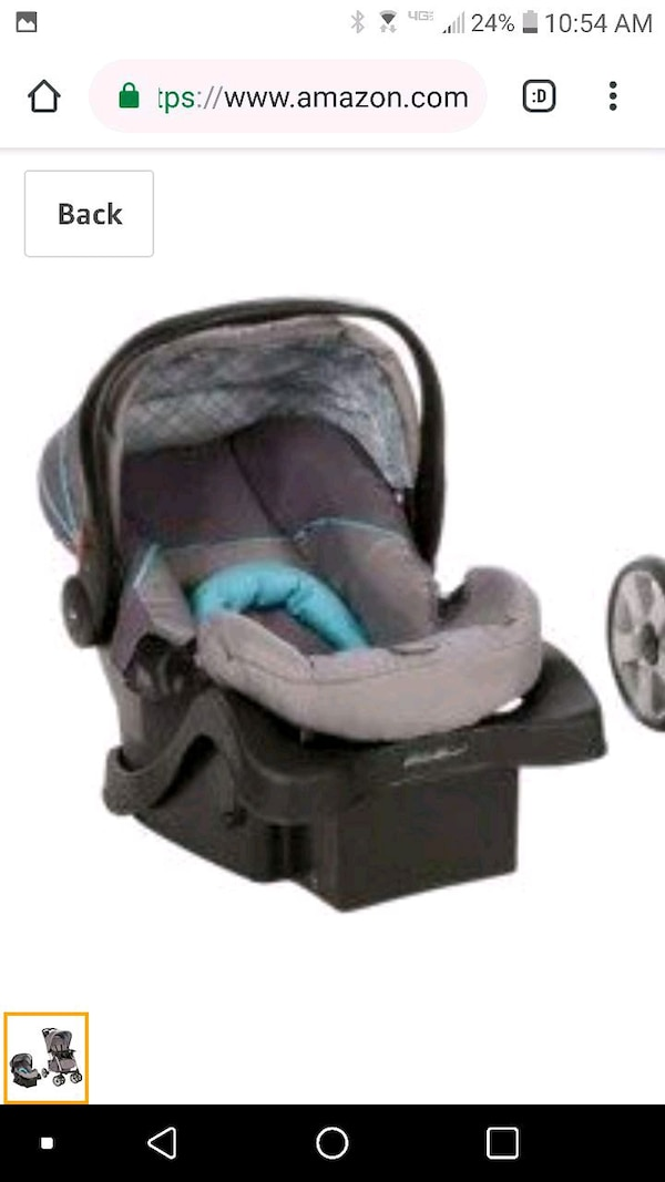 4d02815c8da Used Eddie Bauer infant carseat carrier and base for sale in Bourbonnais