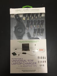 ReTrak universal laptop charger new in package  Vaughan, L4L 9M6