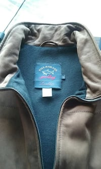 suede vest excellent condition Fairfax, 22033