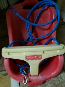 Fisher Price little kids swing for sale