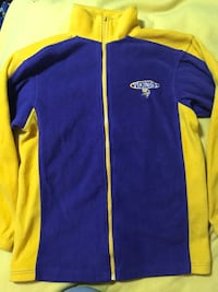 Minnesota Vikings zip up Sweater Jacket  Sioux Falls, 57108