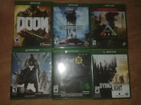 Xbox one games Gatineau, J9H 6B9