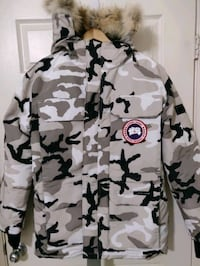 Canada Goose Expedition Parka Men's XL