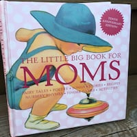 The Little Big Book For Moms - Hardcover - 354 Pages - Like New Chicago, 60622