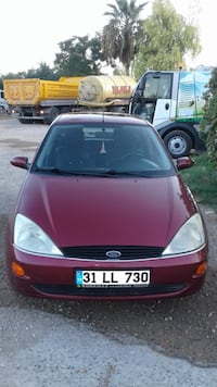 Ford - Focus - 2001 9206 km