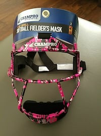 Girls fastpitch Softball Fielders Mask
