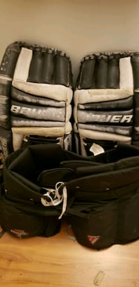 Goalie pads and pants  Surrey, V3V 6J7