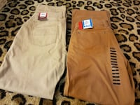2 Men's Eastern Mountain Pants