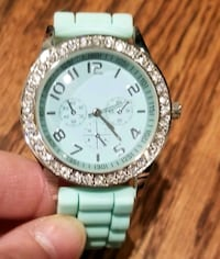 Women's Blue Watch Evergreen Park, 60805