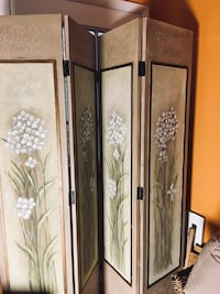 Beautiful 4 panel room divider  Greenbelt, 20770