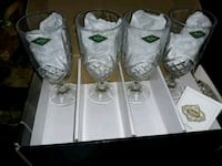 Shannon crystal iced beverage glasses Lansford, 18232