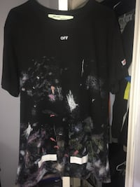 Off White galaxy tee Markham, L3P 6A7