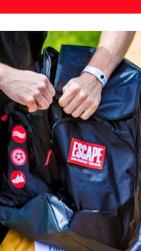 ESCAPE from ALCATRAZ Survival Back Pack  Charles Town, 25414