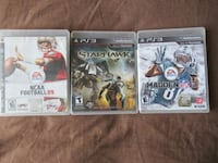 PS3 games   Bakersfield, 93301