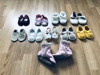 Baby Girl Shoes (4 photos) Gatineau, J9A 3S8