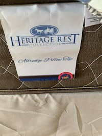 queen mattress and box spring Sterling, 20164