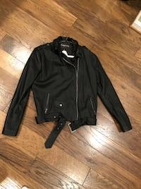 Leather jacket with tags on Ashburn, 20147