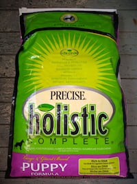 Precise Holistics Large/Giant Breed Puppy Food 15Lbs Martinsburg, 25401