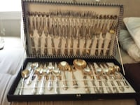 Cutlery silver set (complete)worth over $1500.00 s