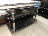 Brand new black tv stand warehouse sale  多伦多, M1V 1E9