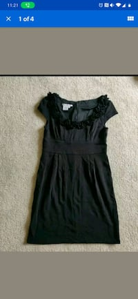 Black Formal Dress Silver Spring, 20904