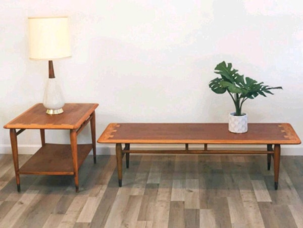 Used Lane Acclaim Coffee Table And End Table Seg For Sale In Tucker