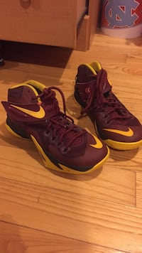 Lebron 8 soldiers Size 8.5
