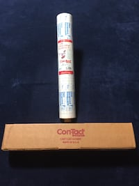 Con-Tact BRAND, Clear Covering by Kittrich Corp, 18in X 75ft Mililani