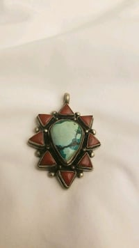 Handmade sterling silver with Agate and Jasper  NEW CARROLLTN, 20784