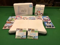 Nintendo Wii Bundle- Games and Accessories (No Wii Remote) Calgary, T3A