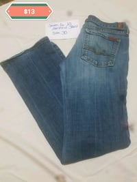Seven for All Mankind Jeans Alexander, 72002
