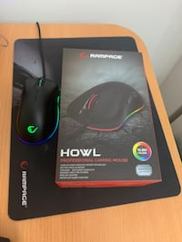 Rampage howl full rgb mouse