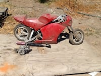 Project cat eye with 49cc parts and plastics San Jose, 95037