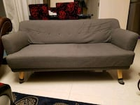 3-seater Grey Sofa Singapore, 509413