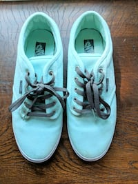 Womens calssic vans mint green Hurst, 76054