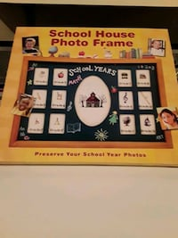 School House Photo Frame  Hagerstown, 21740