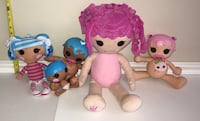 Lalaloopsy Doll Toy - All this $7 Port Saint Lucie, 34953