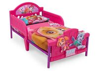 Paw Patrol 3D Toddler Beds with Mattress Northville, 48167
