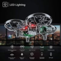 Mini Drone Flying Toy RC Drones for Kids or Adults New Never Used  East Rockaway, 11518