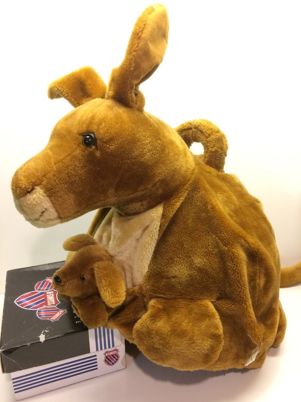 364413876d5 Used Bouncy Kangaroo with baby   sounds for sale in Kingston - letgo
