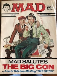 Mad magazines from 1974 and 1975 Wylie, 75098