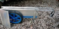all aluminum fold-up lawn cart payday / 250 now Severn, 21144