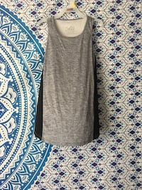gray and white floral tank top Bakersfield, 93313